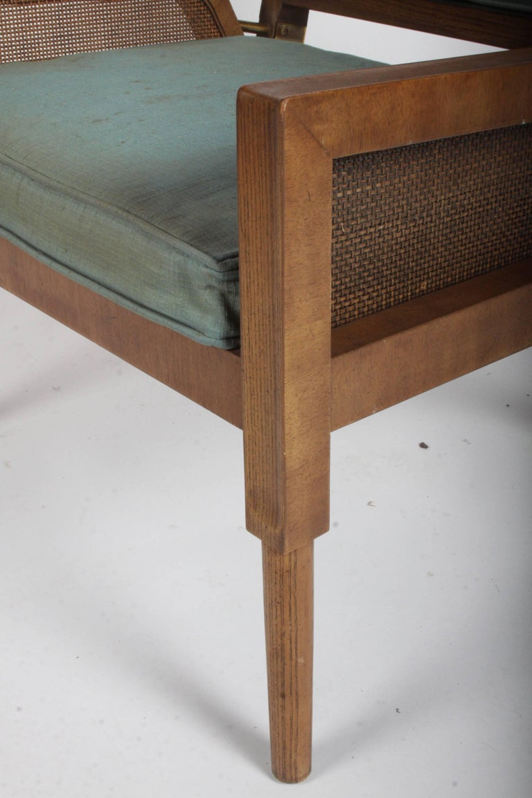 Pair of Mastercraft Mid-Century Modern Lounge Chairs For Sale 6