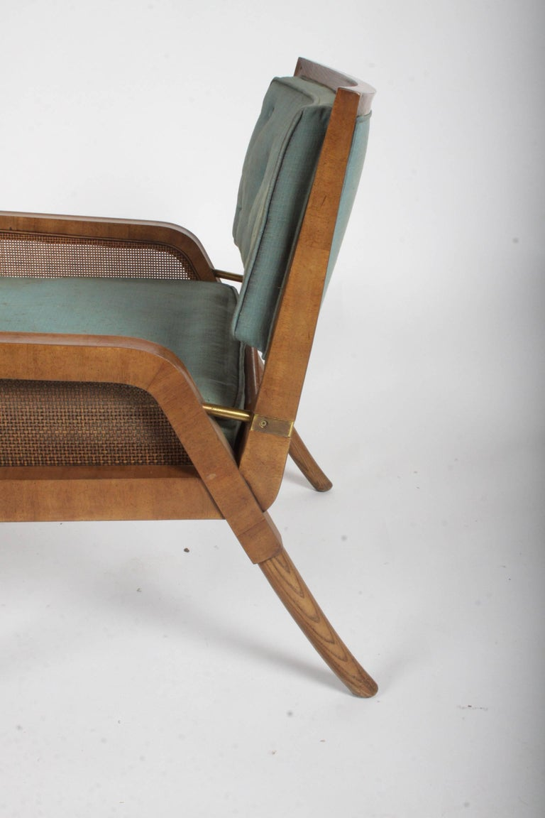 Pair of Mastercraft Mid-Century Modern Lounge Chairs For Sale 7