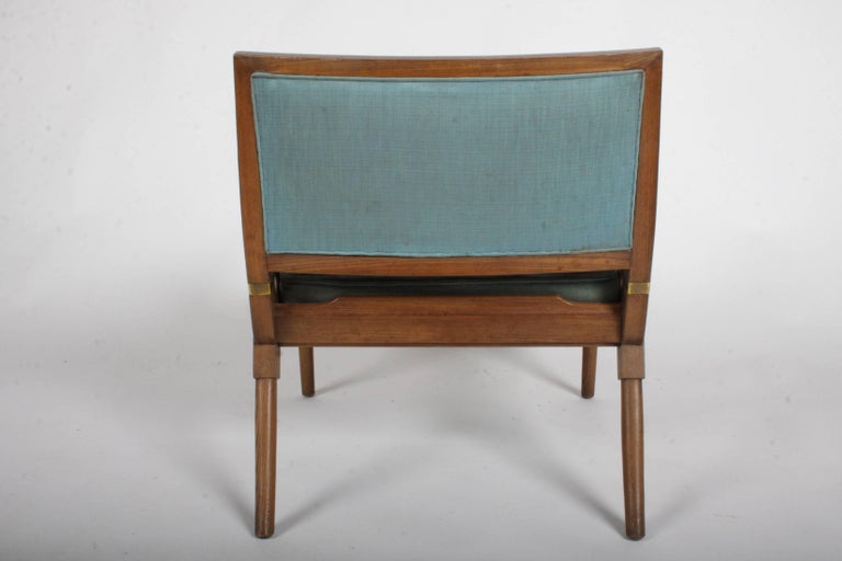 Pair of Mastercraft Mid-Century Modern Lounge Chairs For Sale 10