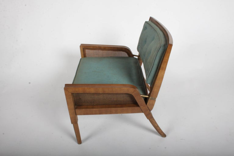Pair of Mastercraft Mid-Century Modern Lounge Chairs For Sale 11
