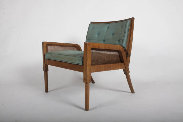 Pair of Mastercraft Mid-Century Modern Lounge Chairs For Sale 3