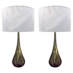 Pair Lamps by Laurel Lamps Co