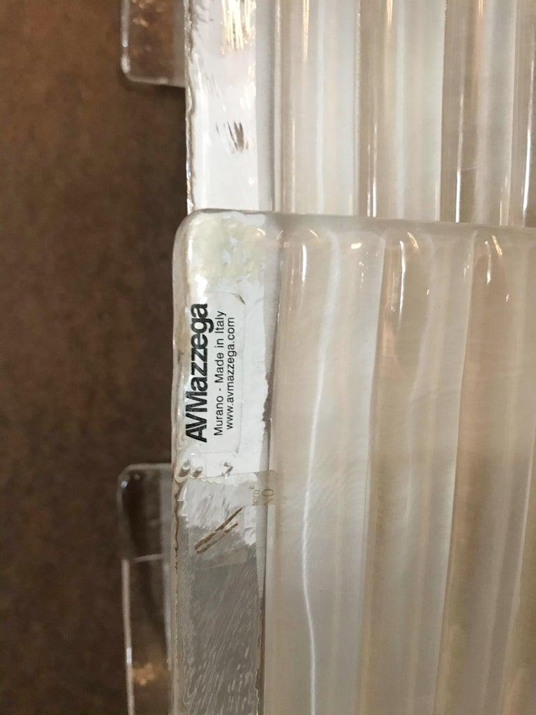 Pair of Mazzega Sconces For Sale 10