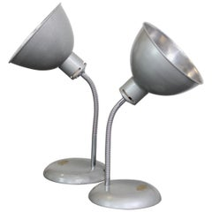 Pair of Medical Lamps by Stephen Glover, circa 1940s