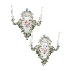 Rococo Wall Lights and Sconces