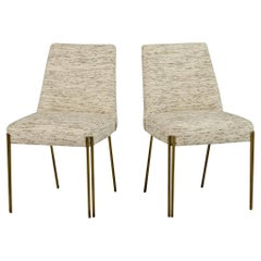Pair of Mélange Side Chairs by Kelly Wearstler