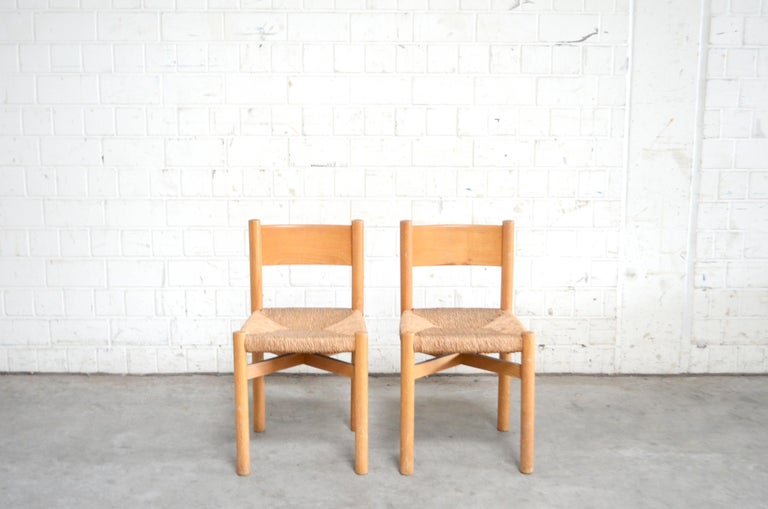 This pair of Meribel chairs is in original condition.