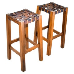 Pair of Mexican Stools