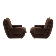 Pair of Michael Ducaroy for Airborne Chairs