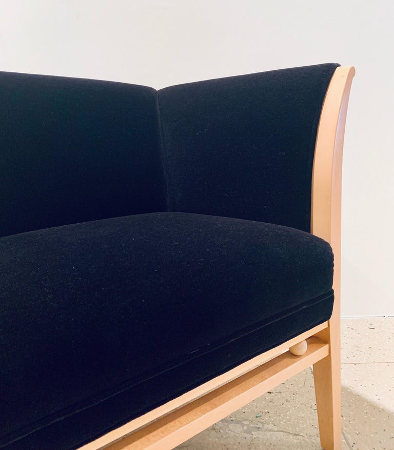 Pair of Michael Grave 1990s Club Chairs For Sale 1