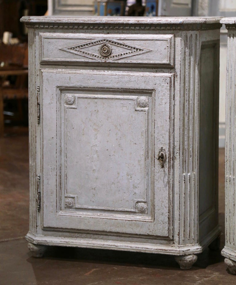 Crafted in northern France circa 1840, each