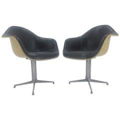 Pair of Midcentury Armchair Herman Miller, Charles & Ray Eames, 1960s