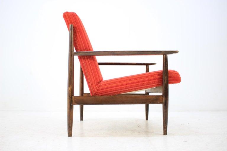 - 1970, Czechoslovakia - Original good condition - Wood and patina.
