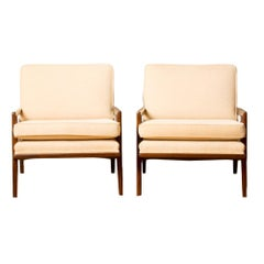 Pair of Mid-Century Armchairs Designed by Paul McCobb, circa 1950