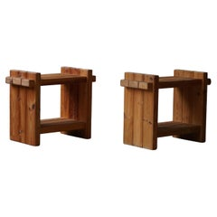 Pine Cabinets