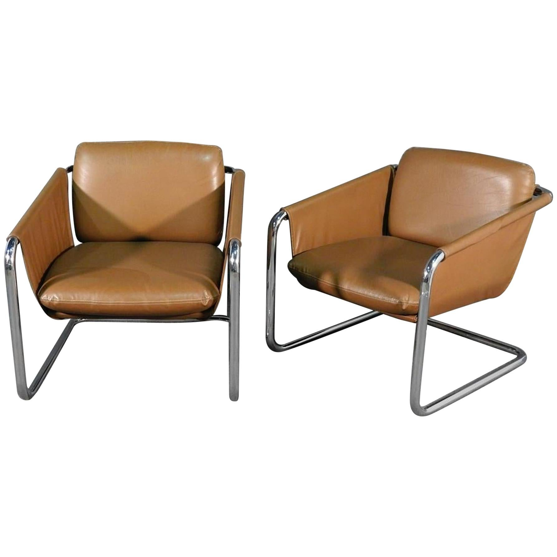 Pair of Midcentury Chairs by Thonet