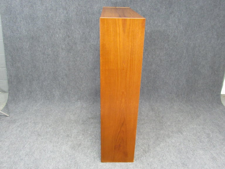 Pair of Midcentury, Danish Modern Teak Cabinets by Poul Hundevad for HU For Sale 2
