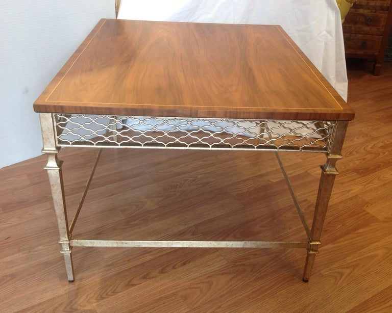 Pair of Midcentury End Tables For Sale 3