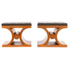 Pair of Mid-Century Modern Benches