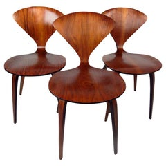 Pair of Mid-Century Modern Cherner Chairs for Plycraft