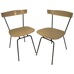 Pair of Mid-Century Modern Dining Chairs by Clifford Pascoe