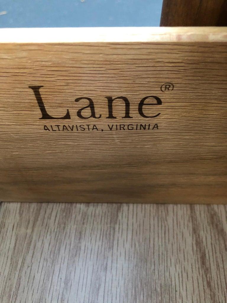 Pair of Mid-Century Modern Dressers by Lane 12