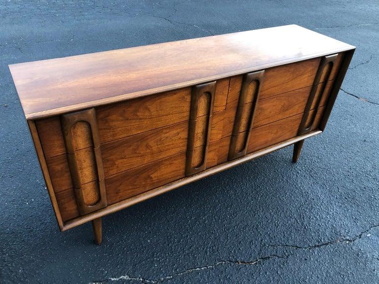 Pair of Mid-Century Modern Dressers by Lane 2