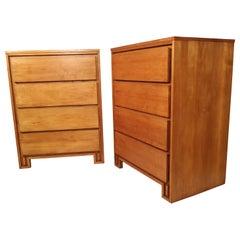 Pair of Mid-Century Modern Dressers