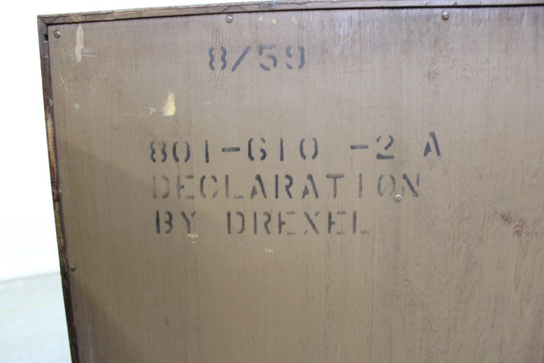 Pair of Mid-Century Modern Kipp Stewart for Drexel