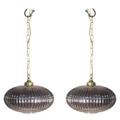 Glass Chandeliers and Pendants