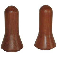 Pair of Mid-Century Modern Salt and Pepper Shakers