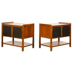 Pair of Mid-Century Modern Side Cabinets, circa 1950