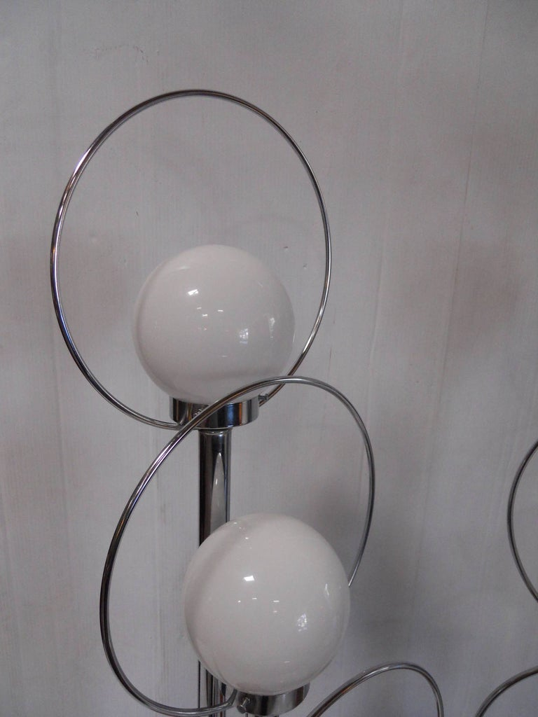 American Pair of Mid-Century Modern Table Lamps For Sale