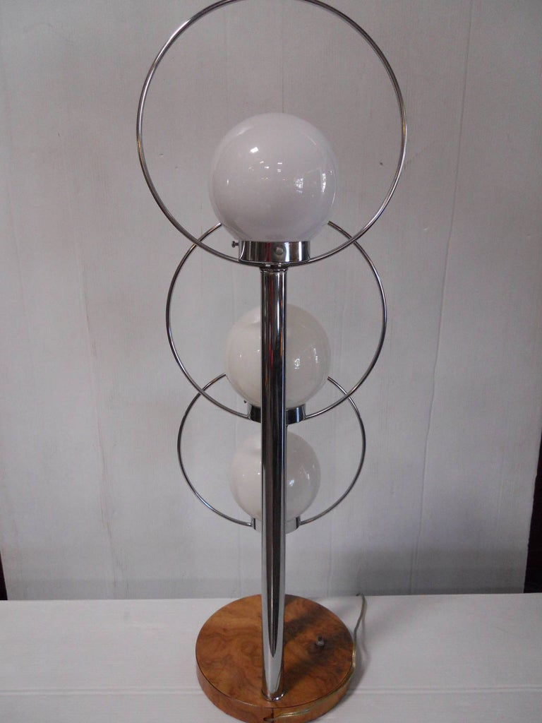 Pair of Mid-Century Modern Table Lamps For Sale 3