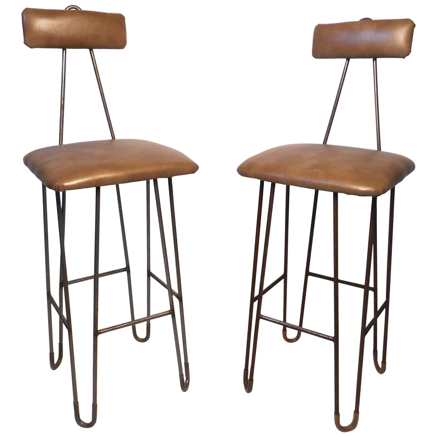 Remarkable Mid Century Ranchboy Stool Pabps2019 Chair Design Images Pabps2019Com