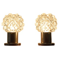 Pair of Mid-Century Table or Wall Lamps by Kamenicky Senov, 1960's
