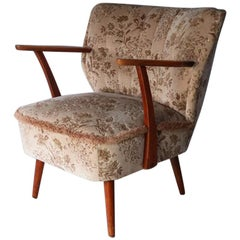 Pair of Midcentury 1960s German Cocktail Chairs '2 Available'