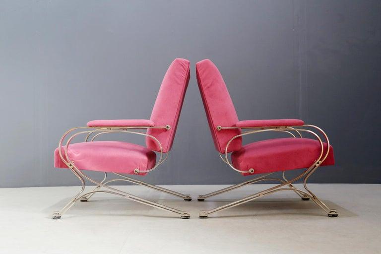 Pair of Midcentury armchair