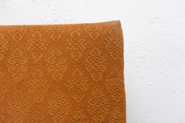 Fabric Pair of Midcentury Bentwood Armchairs by František Jirák for Tatra Nábytok For Sale