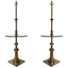 Hollywood Regency Floor Lamps