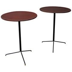 Pair of Midcentury Coffee Table by Osvaldo Borsani for Tecno Model T44, 1950s