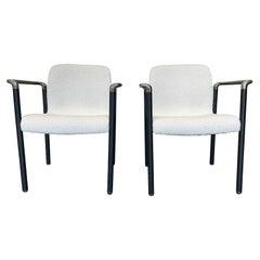 Pair of Midcentury Herman Miller Armchairs