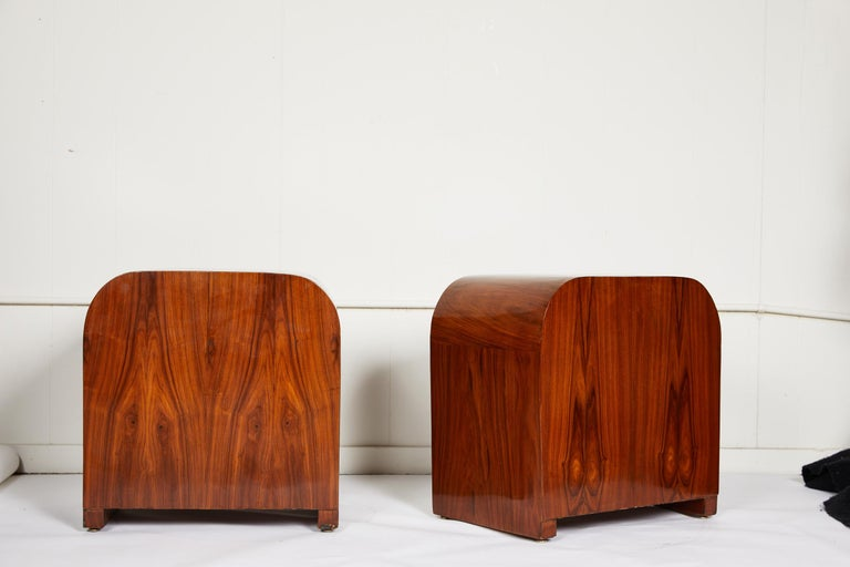 Pair of Midcentury Italian Side Tables In Good Condition For Sale In Atlanta, GA