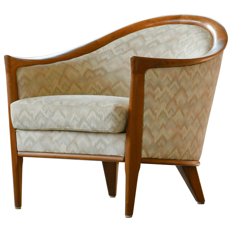 "Midcentury Lounge Chairs Model ""Aristokrat"" by Bertil Fridhagen"