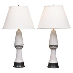 Pair of Midcentury Table Lamps by Wilshire House