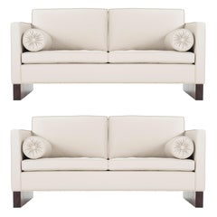 Pair of Mies Van der Rohe Settees