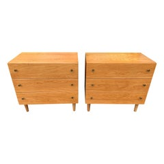 Pair of Milo Baughman Chest of Drawers