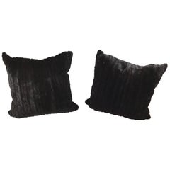 Pair of Mink Pillows