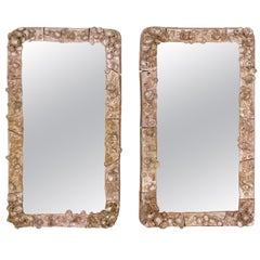 Pair of Mirrors, circa 1970, France