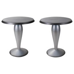 "Pair of ""Miss Balù"" Tables by Philippe Starck for Kartell"